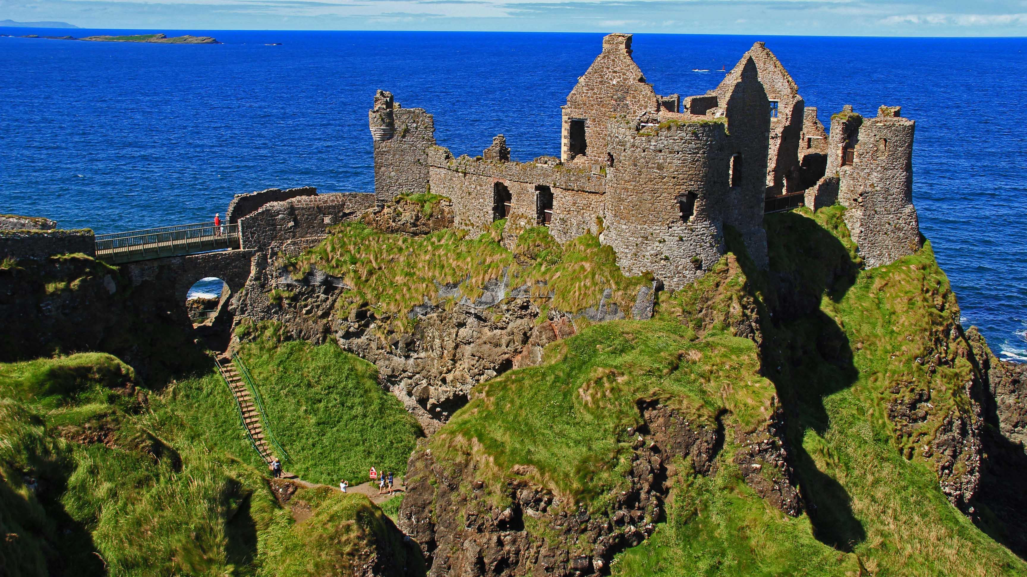 Dunluce Castle klein